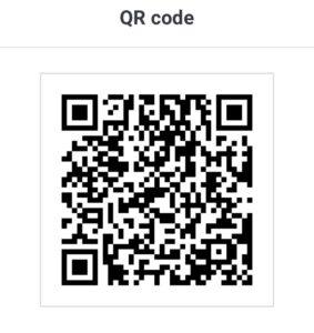 QR code for HappyCv